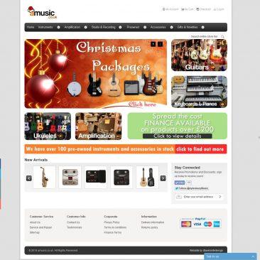amusic.co.uk