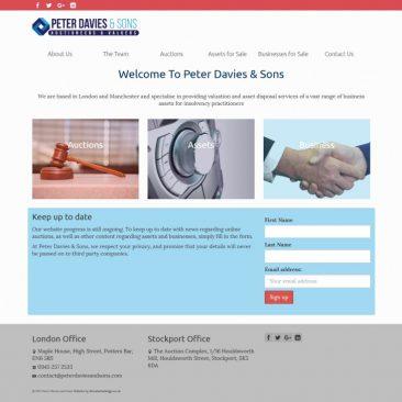 Peter Davies & Sons